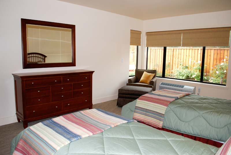 Bedrooms at JW House