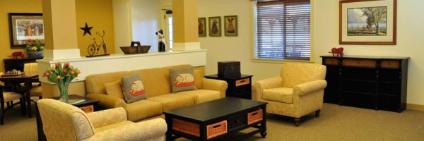 living room / common area furniture