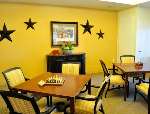 Key Considerations in Memory Care Facility Interior Design