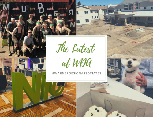 What's Happening at Warner Design Associates – Fall 2019